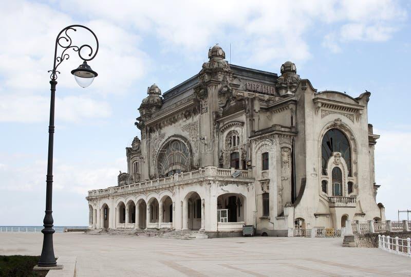 Het Casino van Constanta royalty-vrije stock afbeeldingen