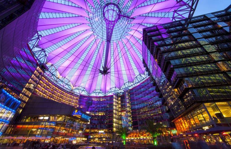 Het Centrum Berlijn van Sony