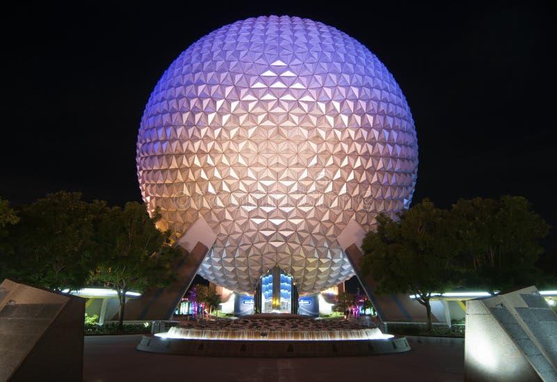 Het Centrum van Epcot van Disney royalty-vrije stock fotografie