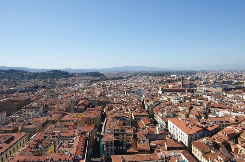 Het centrum van Florence royalty-vrije stock foto's