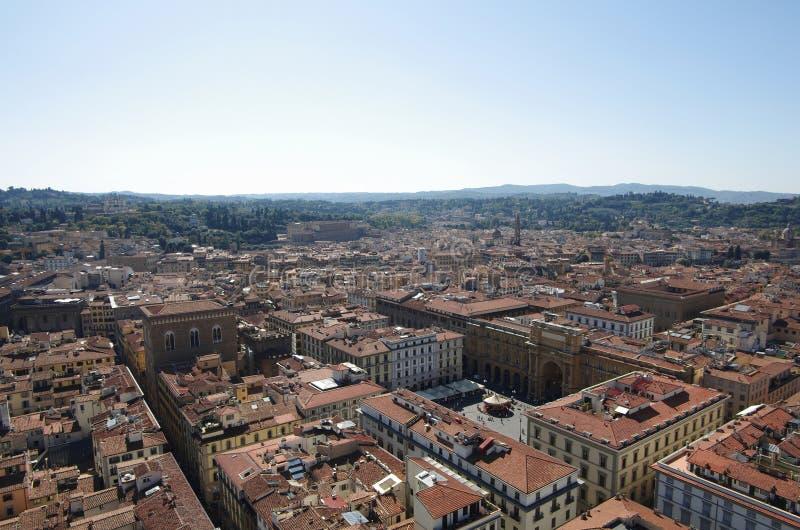 Het centrum van Florence royalty-vrije stock afbeelding