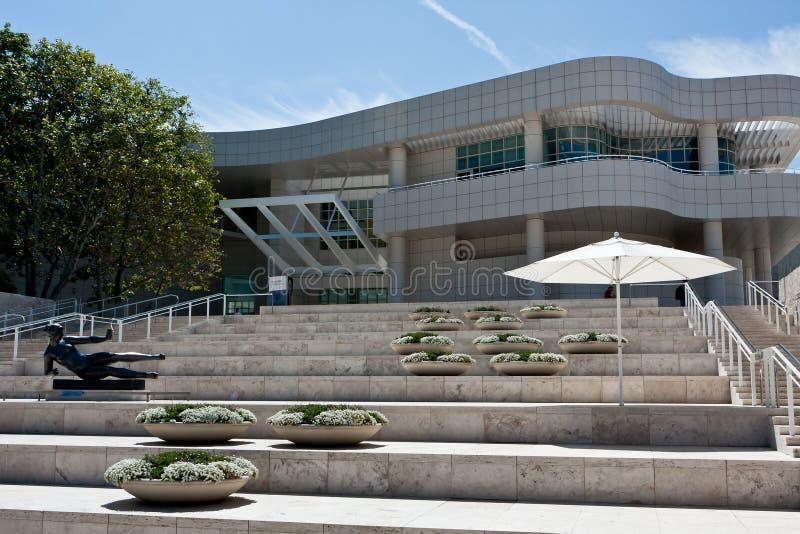 Het Centrum van Getty royalty-vrije stock afbeelding