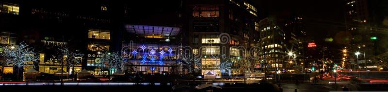 Het Centrum van Time Warner stock afbeelding