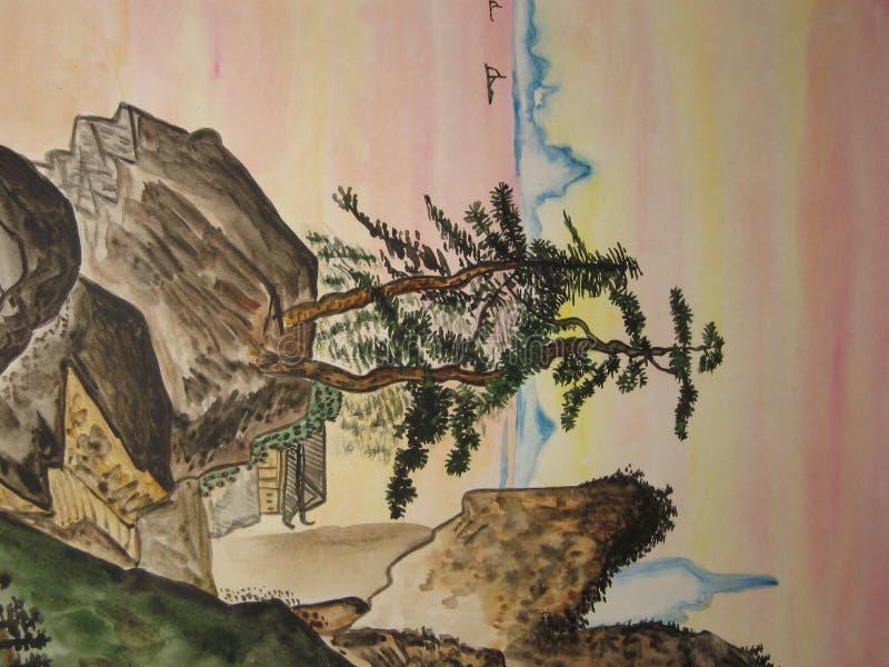 Het Chinese schilderen