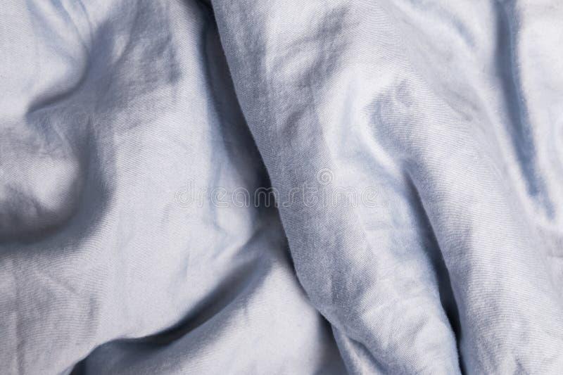 Het close-up van de doektextuur royalty-vrije stock foto's