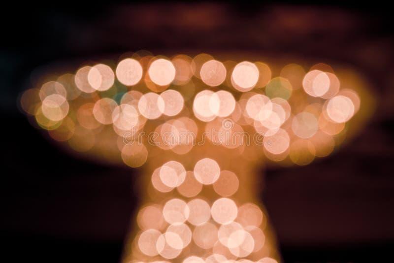 Het close-up van de kristalkroonluchter Glamourachtergrond met exemplaarruimte stock afbeeldingen