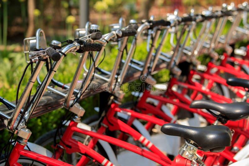 Het close-up van het fietsendetail royalty-vrije stock foto's