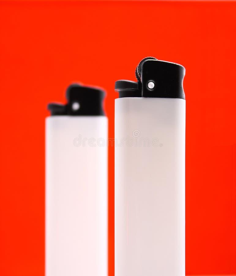 Het concept van aanstekers stock foto's