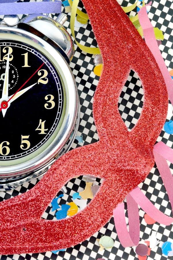 De tijd van Carnaval royalty-vrije stock foto