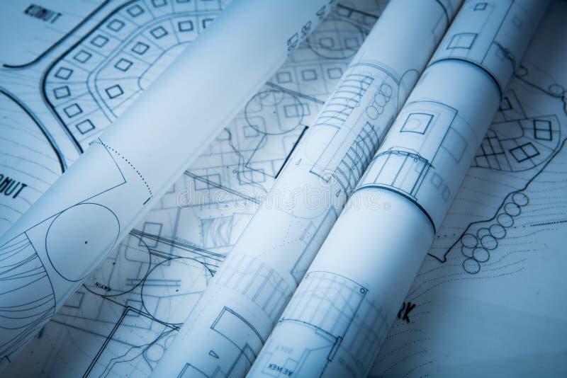 Het Concept van de architectuur stock fotografie