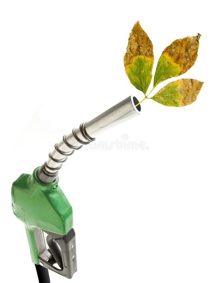 Het Concept van de brandstof vector illustratie