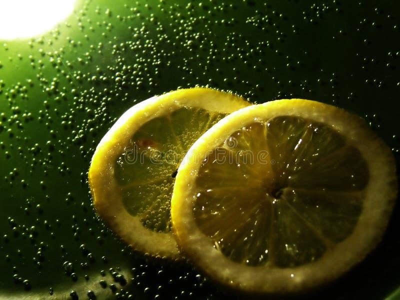 Het concept van de citroen stock foto