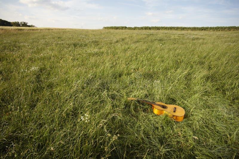 Het concept van de country muziek stock afbeelding