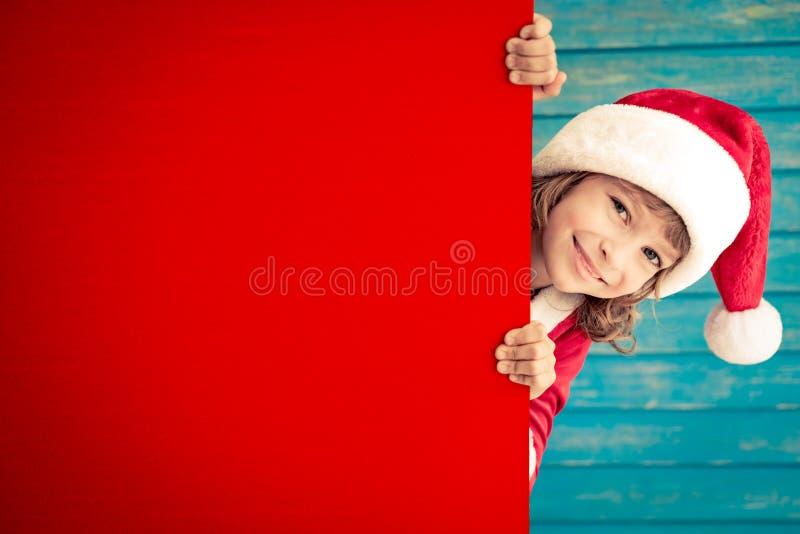 Het concept van de de wintervakantie van Kerstmiskerstmis royalty-vrije stock foto's
