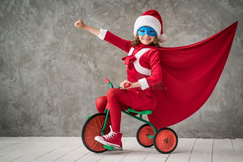 Het concept van de de wintervakantie van Kerstmiskerstmis royalty-vrije stock fotografie