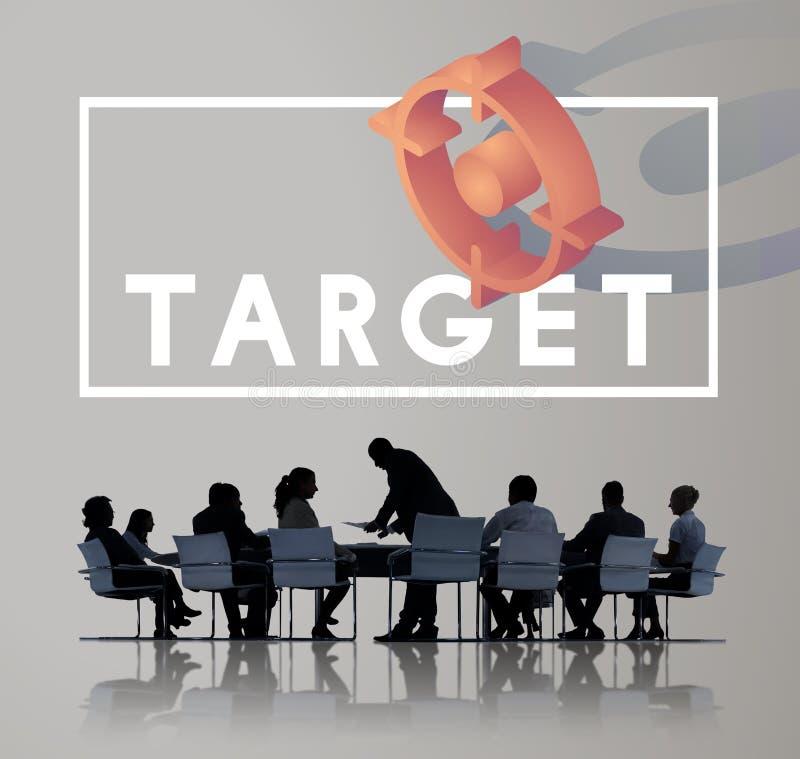 Het Concept van de het Businessplanopdracht van taak stock fotografie