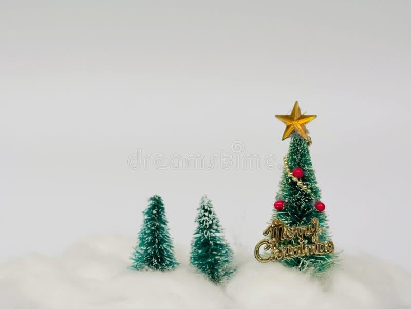 Het Concept van de Kerstmisdecoratie royalty-vrije stock foto