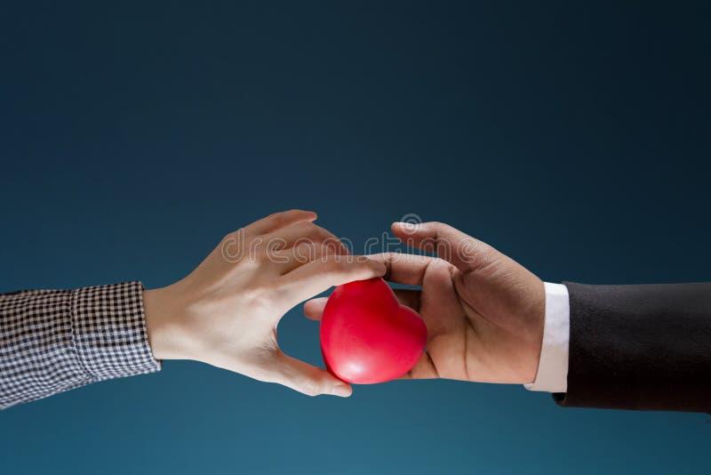 Het Concept van de klantenovereenkomst, Goede Verhouding tussen Cliënt stock foto