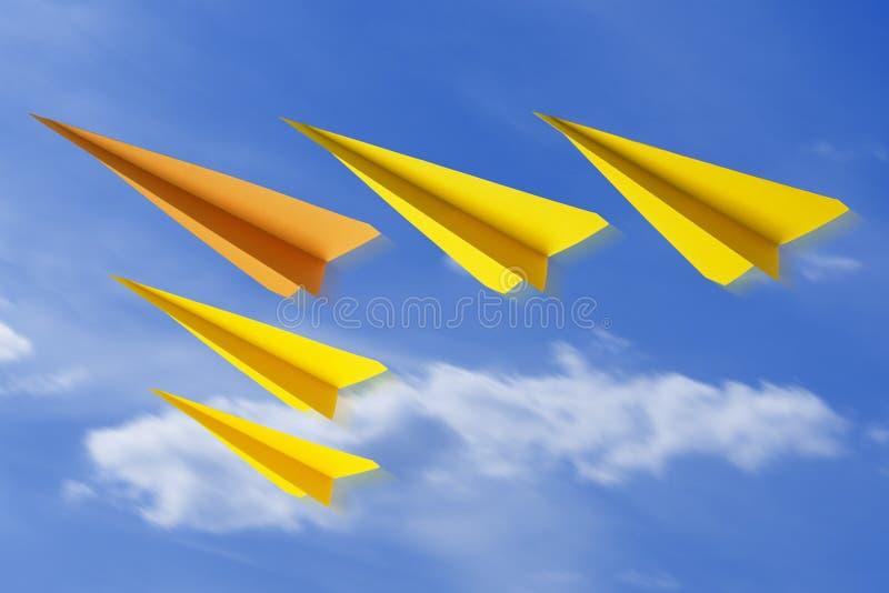 Het Concept van de leiding stock afbeelding