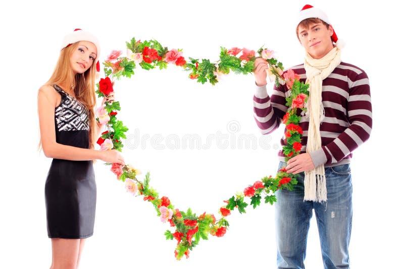 Het concept van de liefde royalty-vrije stock afbeeldingen