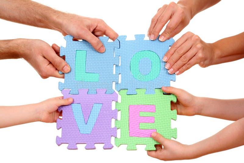 Het concept van de liefde stock afbeelding