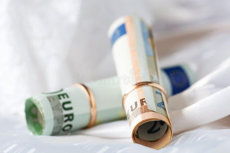 Het concept van de Prenuptialovereenkomst royalty-vrije stock foto