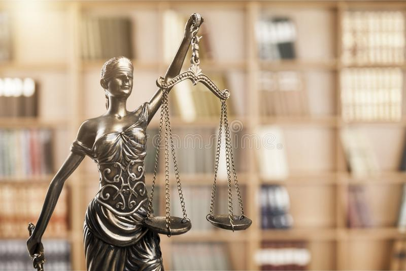 Het concept van de rechtvaardigheid royalty-vrije stock foto's