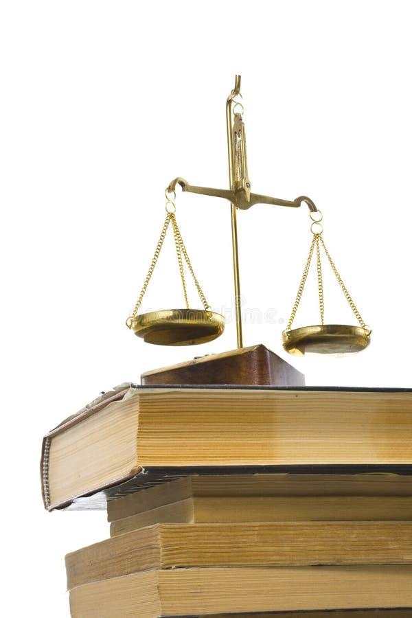 Het concept van de rechtvaardigheid stock foto's