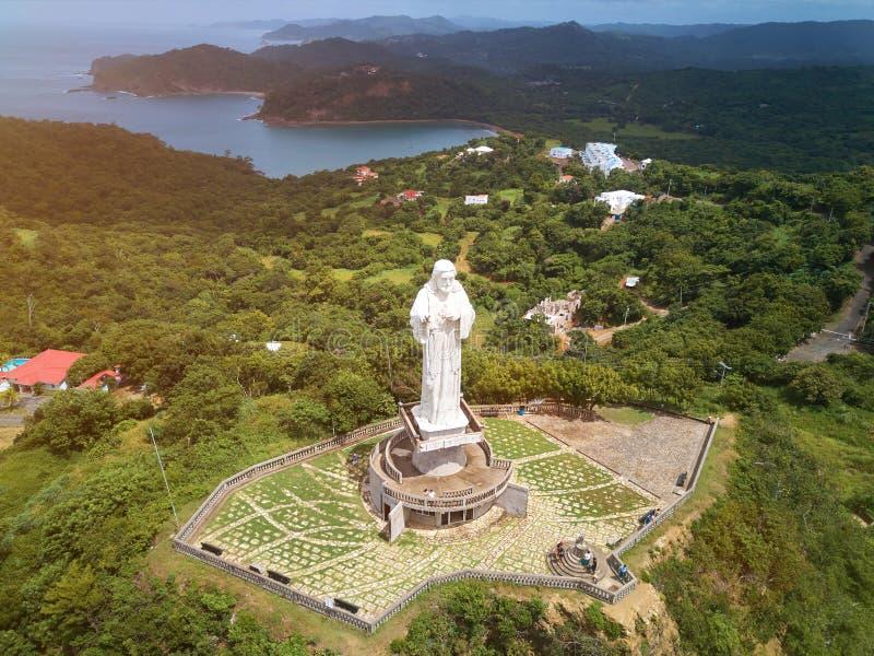 Het concept van de de reisbestemming van Nicaragua royalty-vrije stock fotografie