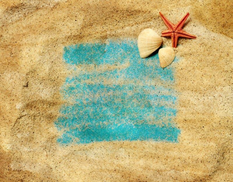Het concept van de vakantie