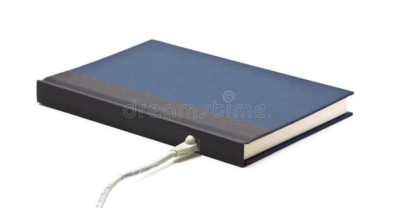 Het concept van EBook stock foto