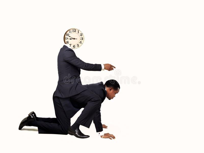 Het Concept van het tijdbeheer stock foto's