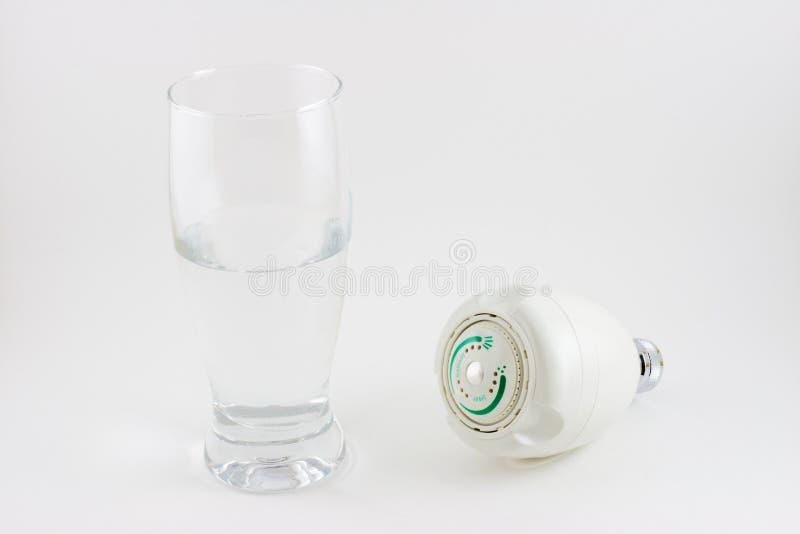 Het Concept van het Water van de besparing stock afbeeldingen