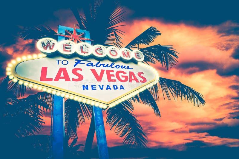 Het Concept van Las Vegas royalty-vrije stock fotografie