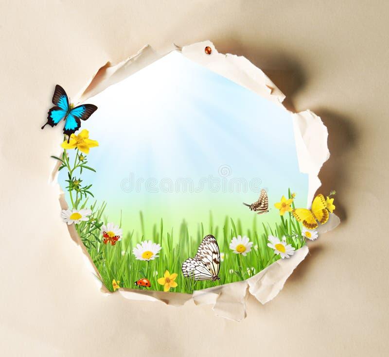 Het Concept van Pasen stock foto