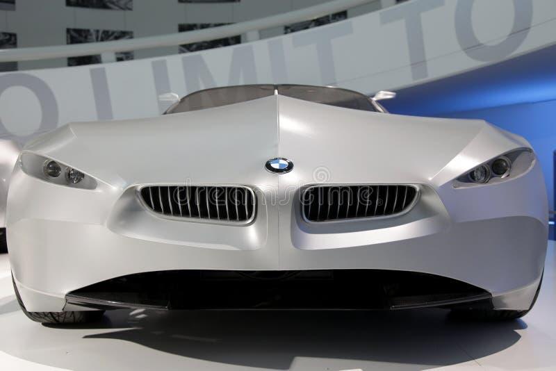 Het conceptenauto Gina van BMW royalty-vrije stock fotografie