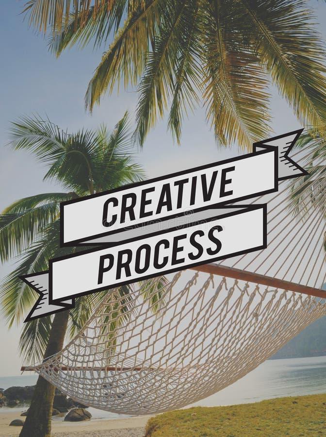 Het creatieve Procesinspiratie het Denken Concept van de Ideeëncreativiteit stock fotografie