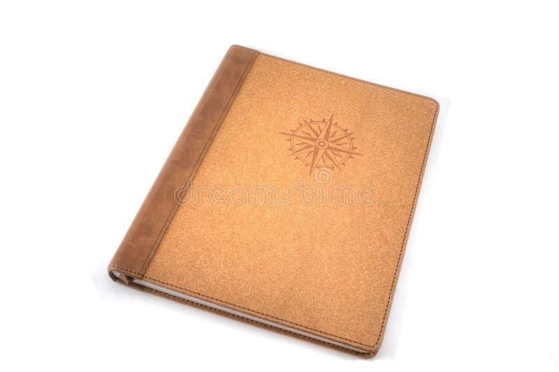 Het Dagboek van de reis royalty-vrije stock foto's