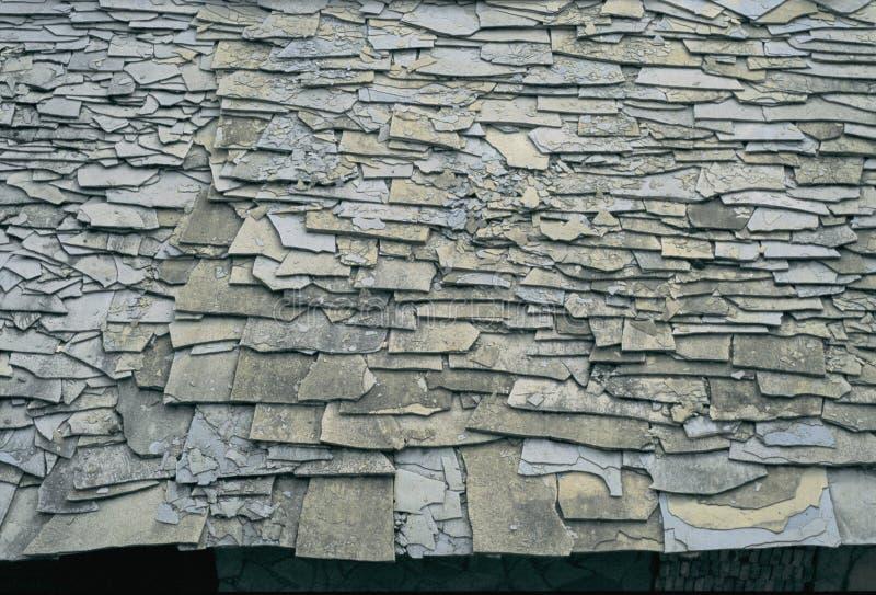 De wereld van de steen in West-China stock afbeelding