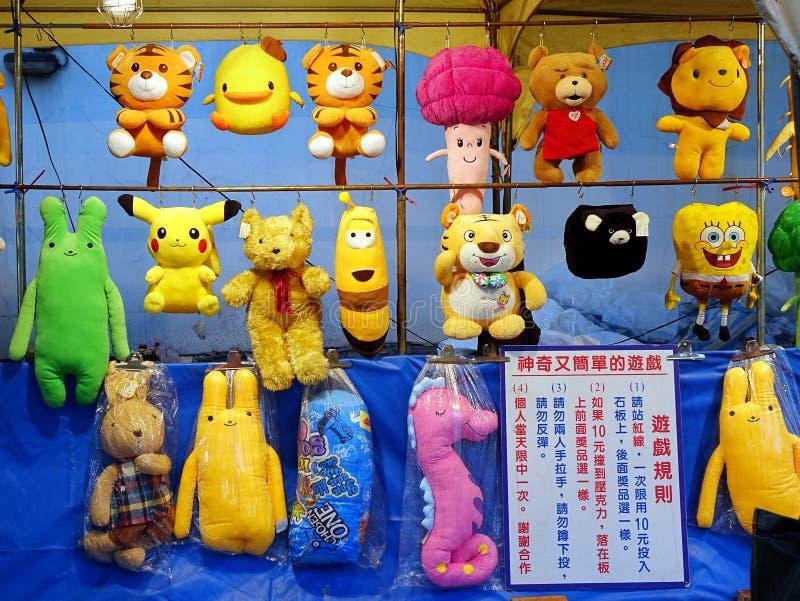 Het de Lantaarnfestival van Kaohsiung van 2016 stock afbeeldingen
