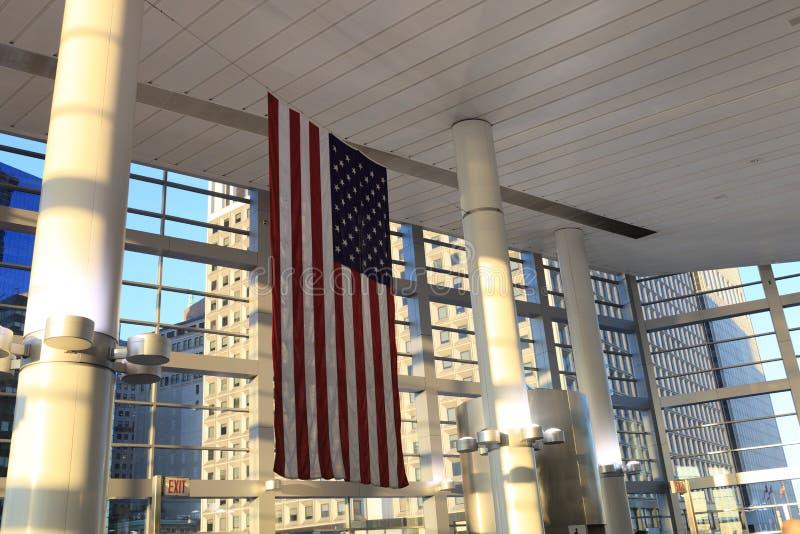 Het is de vlag van de V.S. royalty-vrije stock fotografie