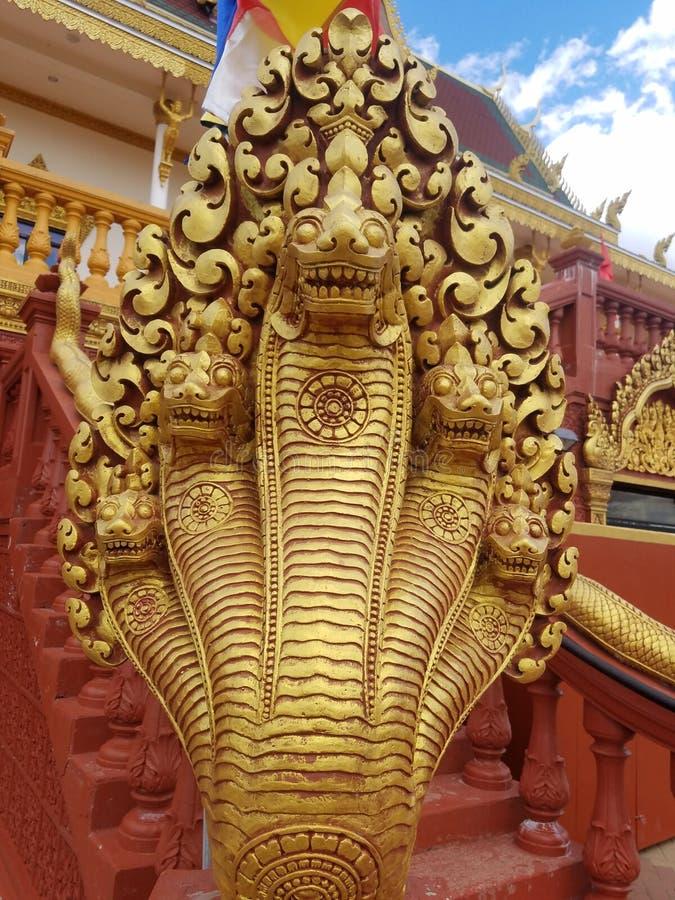 Het decor van de tempeltrede stock foto's