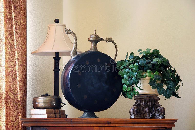 Het decor van het huis royalty-vrije stock foto