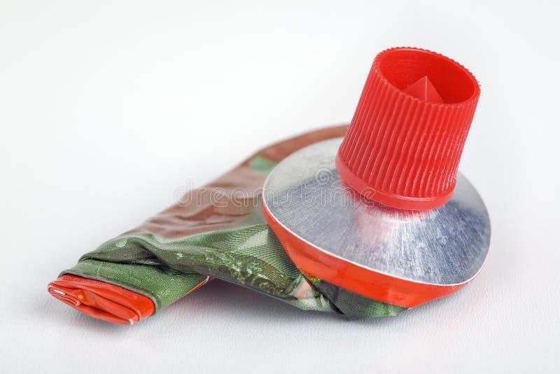 Download Het deeg van Tomatoe stock afbeelding. Afbeelding bestaande uit schot - 29509347
