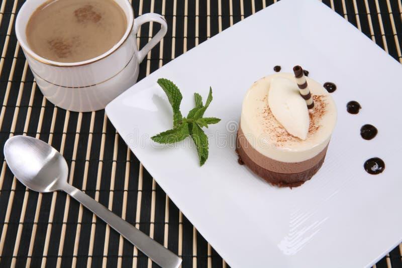 Het Dessert van de cake royalty-vrije stock foto