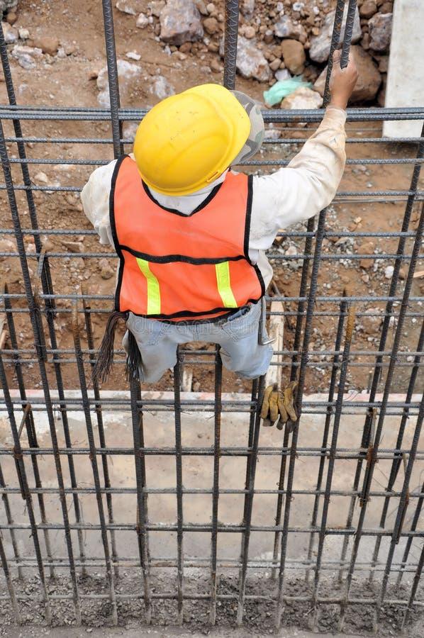 Het detail van de bouw stock fotografie