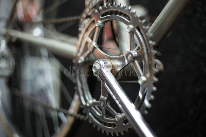 Het detail van de fiets royalty-vrije stock fotografie