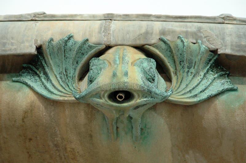 Het Detail Van De Fontein Royalty-vrije Stock Afbeeldingen