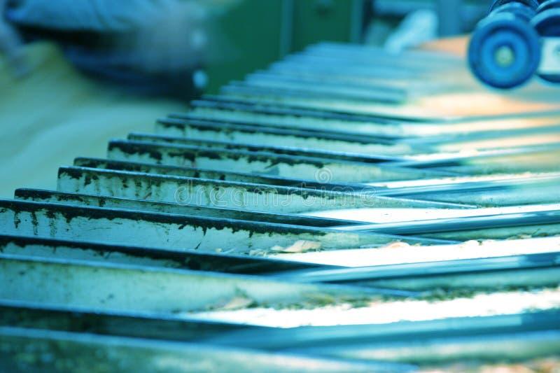 Het Detail Van De Industrie Royalty-vrije Stock Foto's