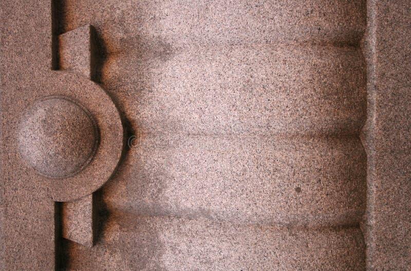 Het Detail Van De Steen Royalty-vrije Stock Afbeelding
